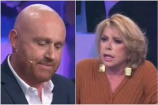"""Lite tra Anna Pettinelli e Rudy Zerbi, lui critica Aka7even, lei: """"Sei un rompip..."""""""