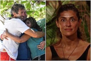 Isola 2021, Fariba e Ubaldo concorrenti: scintille tra Elisa Isoardi e la madre di Giulia Salemi