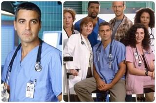 George Clooney ritorna il Dottor Ross nella reunion del cast storico di ER