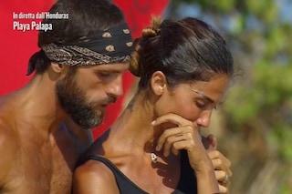 """Isola dei Famosi, Gilles Rocca rifiuta la prova bacio con Francesca Lodo: """"Solo con la mia donna"""""""