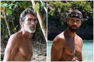 """Isola dei Famosi 2021, Brando Giorgi contro Gilles Rocca: """"Lo prendo a calci nel c**o"""""""