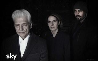 Security con Marco D'Amore, il nuovo film Sky è un thriller con Maya Sansa e Fabrizio Bentivoglio