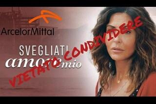 """ArcelorMittal sospende operai che invitano a guardare Svegliati amore mio, i registi: """"Sgomenti"""""""