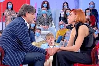 Luisa Anna Monti e Salvio Calabretta di Uomini e Donne si sposano, la proposta di matrimonio