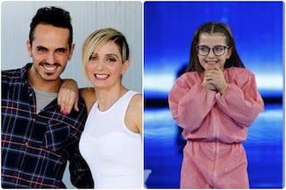 """Fabrizio Prolli ex marito di Veronica Peparini e papà orgoglioso di Olivia ad Amici20: """"Amore mio"""""""