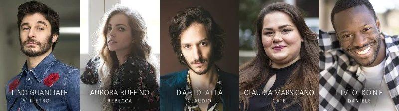 Foto di Manuel Scrima, Alessandro Pizzi, Francesca Marino, di Yuri Casagrande Conti, Paolo Palmieri