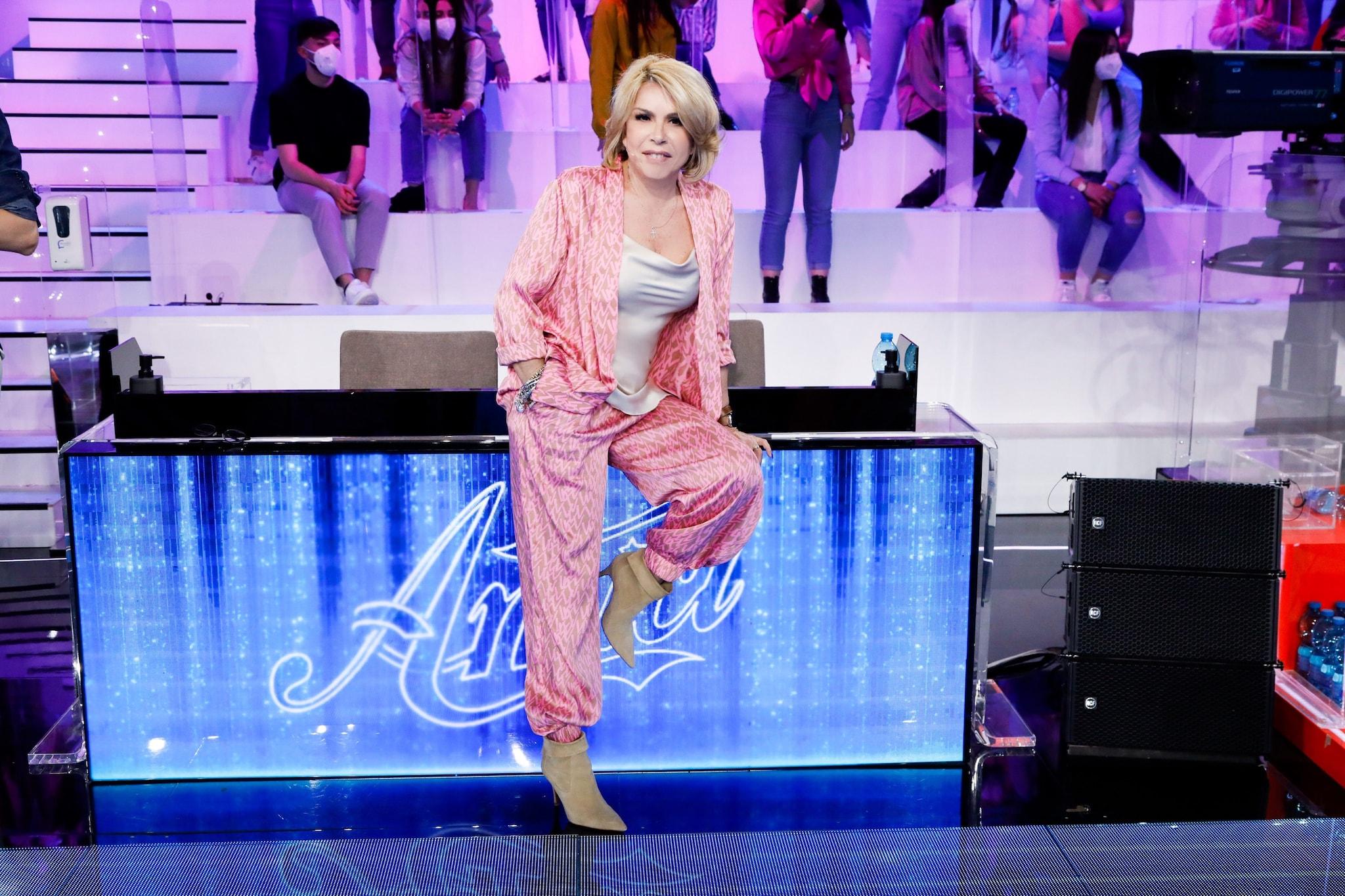 Anna Pettinelli, coach di Amici