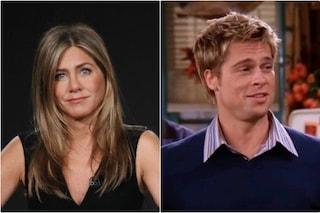 """Reunion Friends, Jennifer Aniston: """"Momento più bello è stato quello con il mio ex marito Brad Pitt"""""""