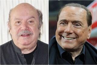 """Lino Banfi sulle condizioni di salute di Silvio Berlusconi: """"Mi ha detto che ci riabbracceremo"""""""