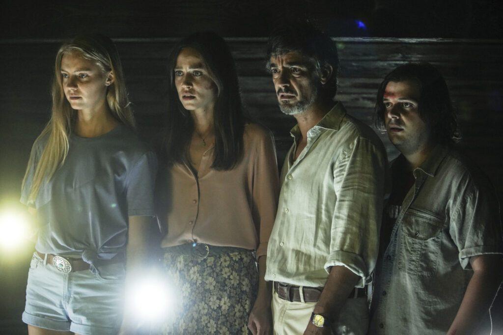 Il trailer di A Classic Horror Story, su Netflix il film dell'orrore  italiano