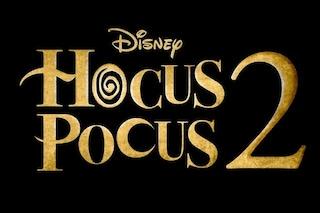 Hocus Pocus 2, il sequel disponibile su Disney+ dall'autunno 2022