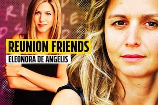 "Friends Reunion, Eleonora De Angelis voce di Rachel: ""Mi manca mio fratello, doppiava Joey"""