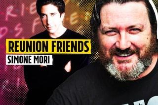 """Simone Mori, il doppiatore di Ross in Friends: """"La reunion mi sembra un'operazione commerciale"""""""