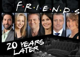 La reunion di Friends fa il record di ascolti, a volte la nostalgia funziona