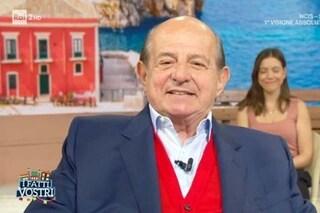 """Giancarlo Magalli: """"Lasciare I Fatti Vostri è stata una mia scelta, sono felicissimo"""""""