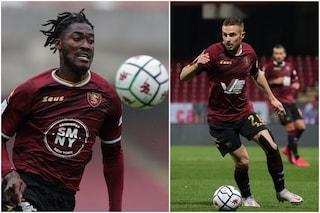 Salernitana in Serie A, ci sono anche Cedric Gondo e Leonardo Capezzi di Calciatori Giovani Speranze