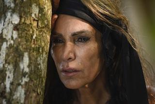 Fariba Tehrani eliminata dall'Isola dei Famosi per i lettori di Fanpage.it