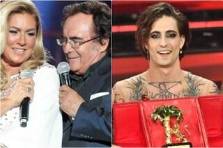 Albano e Romina  contro i Maneskin, il loro show in onda nella serata dell'Eurovision