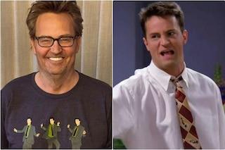 Cosa è successo a Matthew Perry, Chandler di Friends e la vita prima della reunion