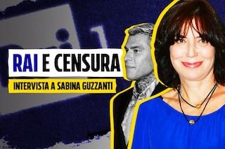 """Sabina Guzzanti appoggia Fedez: """"Ipocrisia su censura in Rai, tutti la subiscono e nessuno parla"""""""