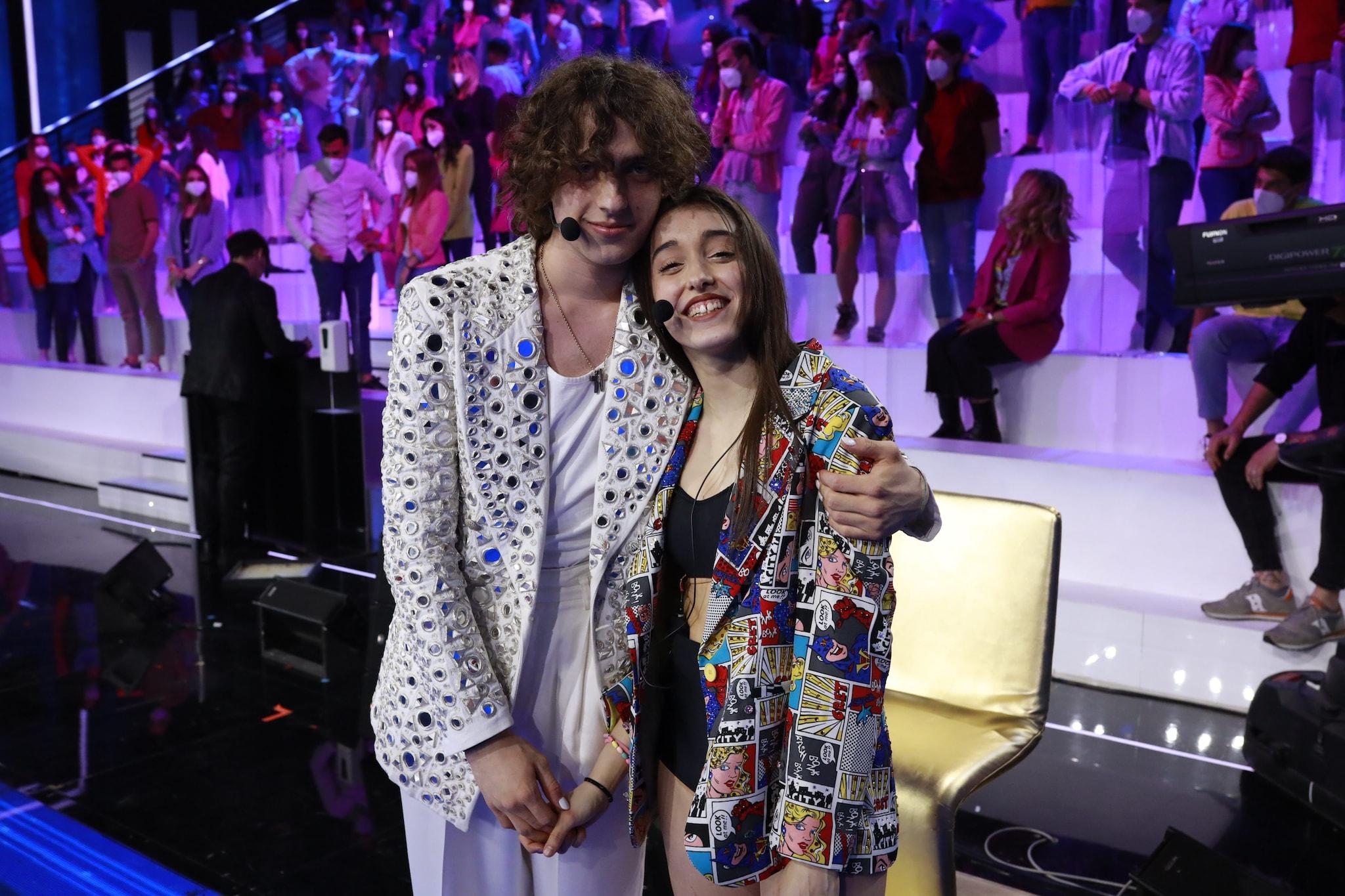 Giulia e Sangiovanni