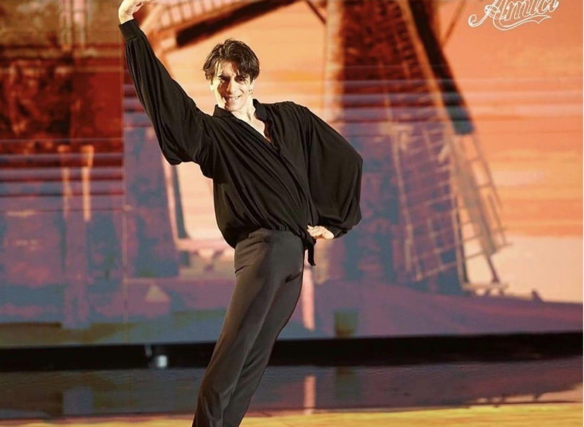 Alessandro Cavallo, ballerino di Amici20
