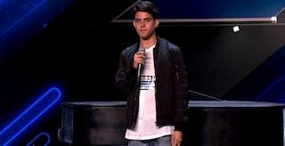 Quando Aka7even fece il provino a X Factor come Luca Marzano