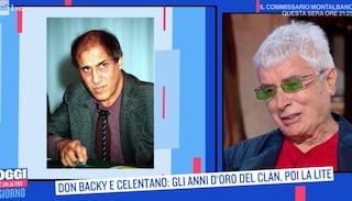 """Don Backy: """"Vorrei incontrare Adriano Celentano ma c'è chi fa filtro"""""""
