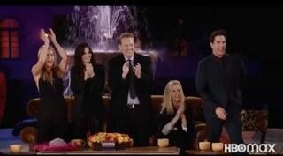 Reunion di Friends, arrivano le prime immagini dell'episodio speciale