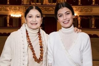 """Alessandra Mastronardi: """"Un onore interpretare Carla Fracci, addio dolce signora della danza"""""""