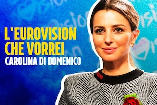 """Eurovision 2022, Carolina Di Domenico: """"Condurlo sarebbe un onore, ci speriamo in tanti"""""""