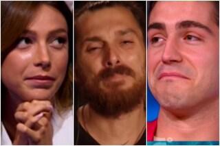 """Isola dei Famosi, Tommaso Zorzi si commuove per Andrea Cerioli e Arianna: """"Che patato"""""""