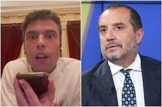 """Direttore Rai3 Franco Di Mare: """"Da Fedez accuse gravi e infondate, ha manipolato la telefonata"""""""