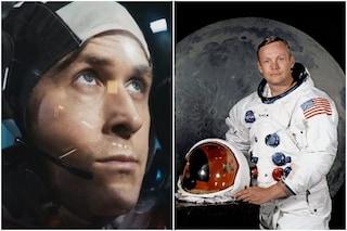 Neil Armstrong e la storia vera di First Man, il primo uomo sulla Luna