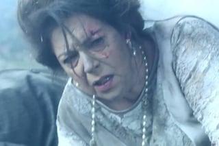 La morte di donna Francisca nella soap Il segreto non risolleva gli ascolti