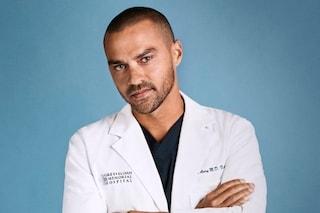 Un altro attore di Grey's Anatomy lascia la serie: è Jesse Williams, il dottor Jackson Avery