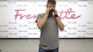 Ludovico Tersigni è il conduttore di X Factor 2021, le lacrime dell'erede di Alessandro Cattelan