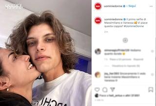 Il primo selfie di Massimiliano e Vanessa dopo Uomini e Donne