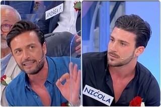 """Uomini e Donne, Armando insinua che Nicola Vivarelli sia gay e lo nasconda: """"Ti piacciono le donne?"""""""