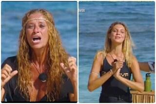Valentina Persia è la quinta finalista dell'Isola dei Famosi, Myrea è la seconda eliminata