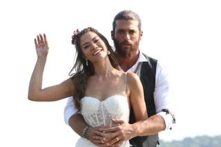 Finale di Daydreamer, anticipazioni 24 - 28 maggio: Can e Sanem sposi e genitori nell'ultima puntata
