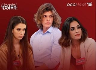 Chi ha scelto Massimiliano Mollicone, la diretta di Uomini e Donne del 13 maggio