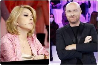 """Anna Pettinelli: """"Lite con Rudy Zerbi a telecamere spente, ho pianto dopo quella puntata di Amici"""""""
