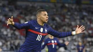 Francia-Germania, la più vista in tv: Euro 2020 è un successo per la Rai