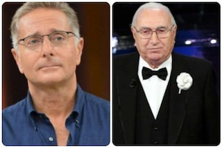 """Paolo Bonolis replica a Pippo Baudo: """"Ha fatto Sanremo per 13 anni, ognuno si accanisce come vuole"""""""