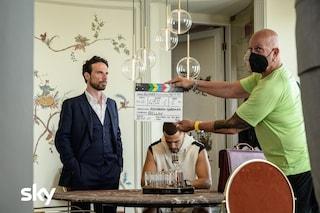 """Una serie Tv sul calciomercato, arriva """"Impero"""" con Francesco Montanari"""
