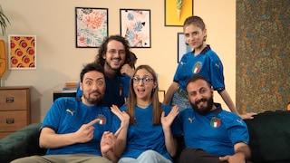 Gli Europei a casa The Jackal: come vedere le partite della Nazionale con il gruppo napoletano