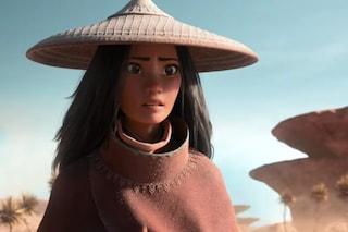 Raya e l'ultimo drago finalmente disponibile su Disney+