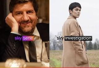 Ecco Sky Serie e altri 3 nuovi canali per l'intrattenimento anche su Now: più di 100 titoli all'anno