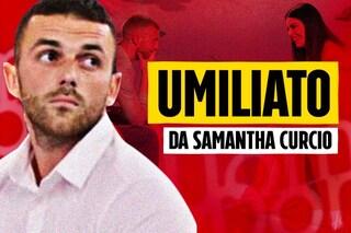 """La scelta di Samantha Curcio a Uomini e Donne, parla Bohdan: """"Ha voluto umiliarmi per vendetta"""""""